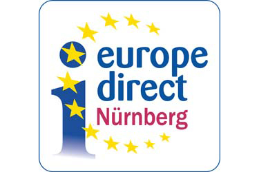 Logo EUROPE DIRECT Nürnberg