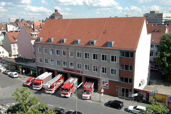 Feuerwache Nürnberg