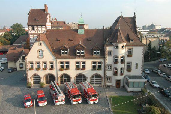 Feuerwache 1 Nürnberg