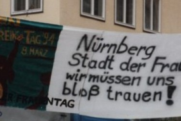 Internationaler Frauentag 1994