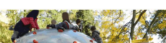 Strasse der Kinderrechte Skulptur Bildung