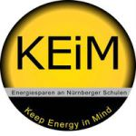 Logo Energiesparprogramm KEiM: Keep Energy in Mind
