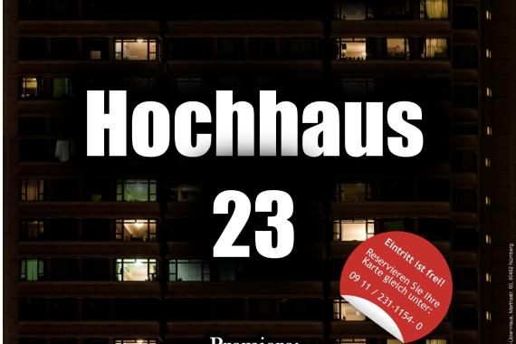 Theaterprojekt International Hochhaus 23