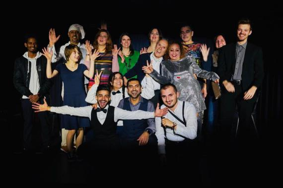 2019 Theaterprojekt International Das Fest