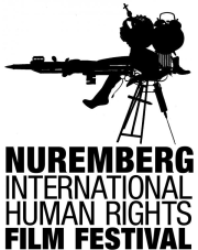 Logo Nuermberg International Human Rights Film Festival