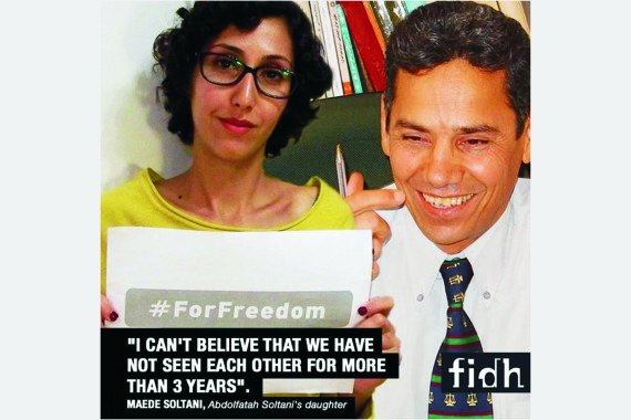 I can't believe - For Freedom Abdolfattah Soltani