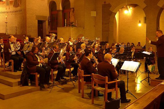 Symphonisches Blasorchester Advent 2017