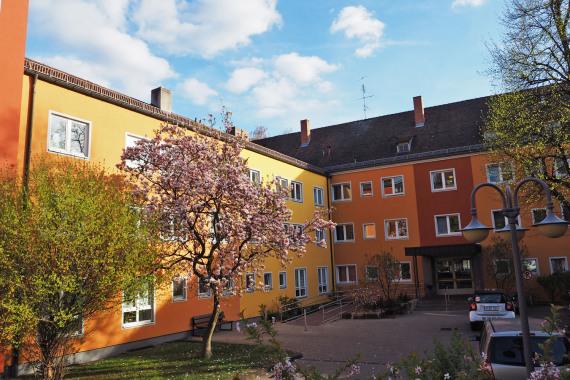 Senioren Wohnanlage St Johannis Nürnbergstift