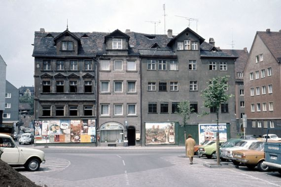 Nürnberg in Farbe 1970 bis 1995 - Stadtarchiv