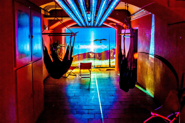 Bilder Blaue Nacht ~ Die Kulturkellerei bei der Blauen Nacht