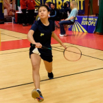 Aurelia Wulandoko bei Swedish Youth Games 2019