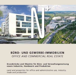 Büro- und Gewerbe-Immobilien Nürnberg / Office and Commercial Real Estate