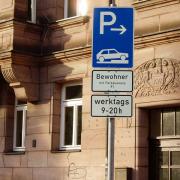Parken Nürnberg Zentrum