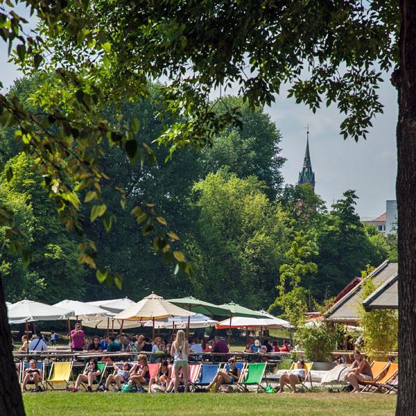 Genießen unter freiem Himmel: Biergärten in Nürnberg - Stadtportal Nürnberg