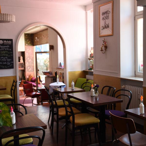 Gemütlich genießen: Cafés in Nürnberg - Stadtportal Nürnberg