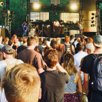 Open Air Konzert in Nürnberg