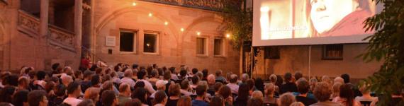 Sommernachtfilmfestival Nürnberg