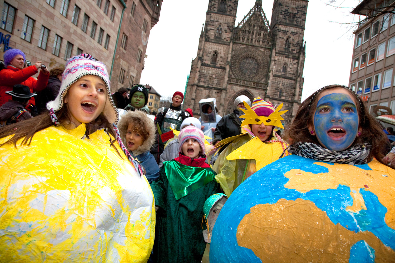 Die Narren Sind Los Fasching In Nurnberg Stadtportal Nurnberg