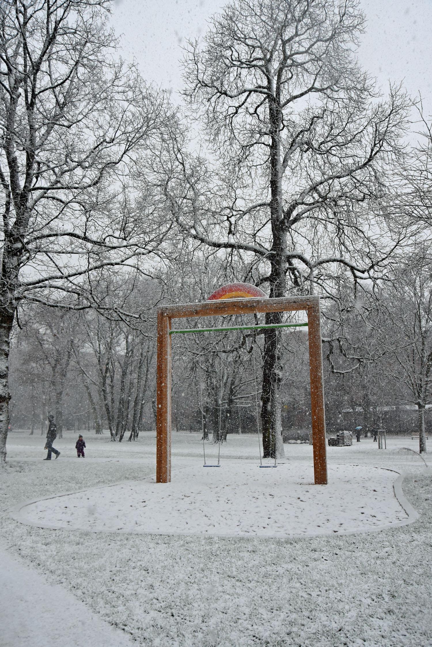 Kontumazgarten Umgestaltete Ruheoase Nahe Der Altstadt