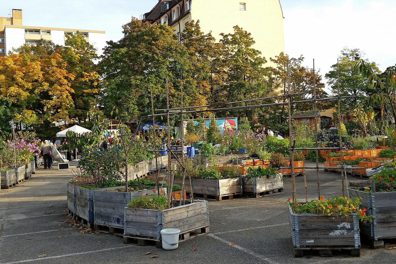 Urban Gardening Nürnberg