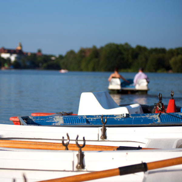 Tretboot Nürnberg