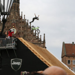 Best Trick Contest beim Red Bull District Ride 2017