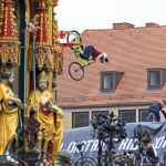 Finale beim Red Bull District Ride 2017
