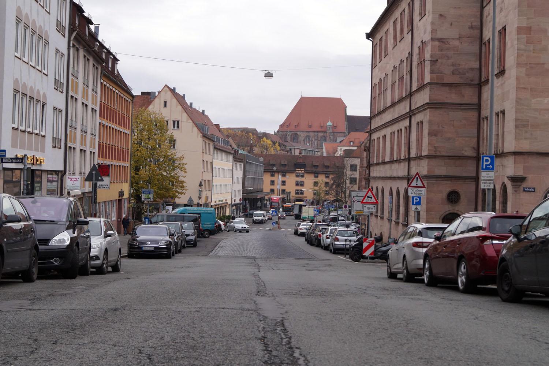 Obstmarkt Nürnberg