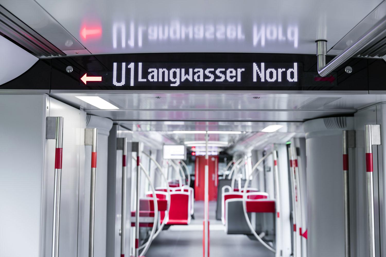 Neue U Bahn Nürnberg