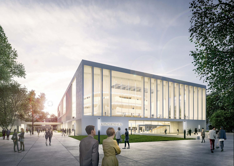 Neues Konzerthaus für Nürnberg - Stadtportal Nürnberg