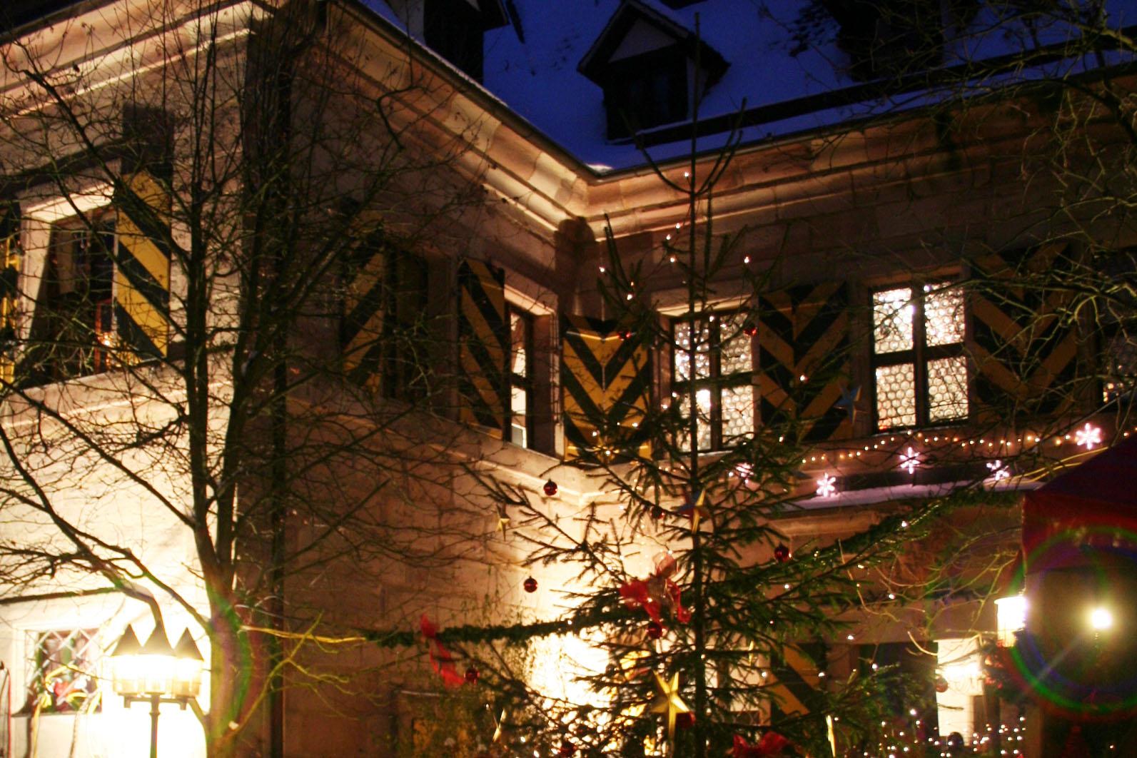 Weihnachtsmarkt Nürnberg.Weihnachtsmärkte In Den Nürnberger Stadtvierteln Stadtportal Nürnberg